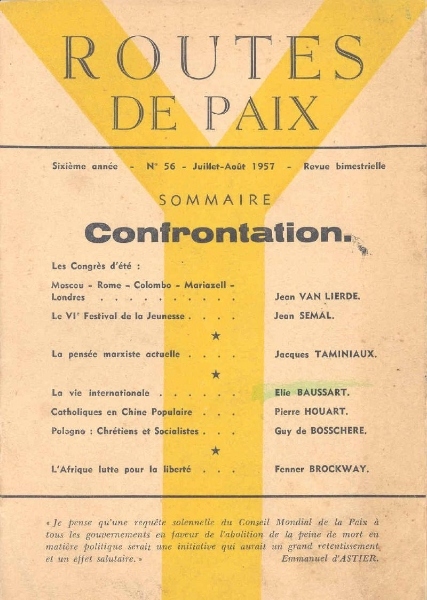 route_de_paix_confrontation